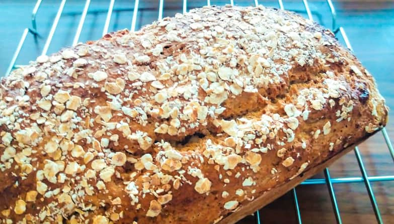 How to make Brown Irish Soda Bread