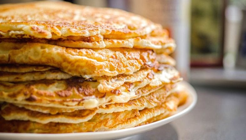 How to make traditional Irish Pancakes