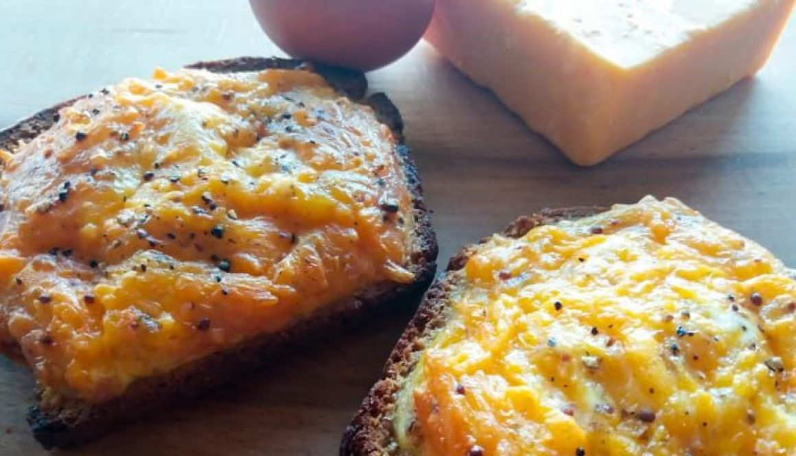 Irish Cheddar Cheese Toastie Recipe