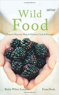 cooking books - wild food