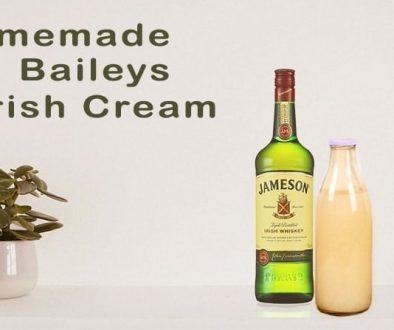 easy homemade baileys irish Cream recipe